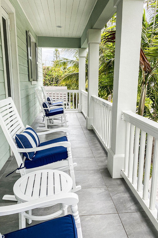 Palm Beach County Front Porch